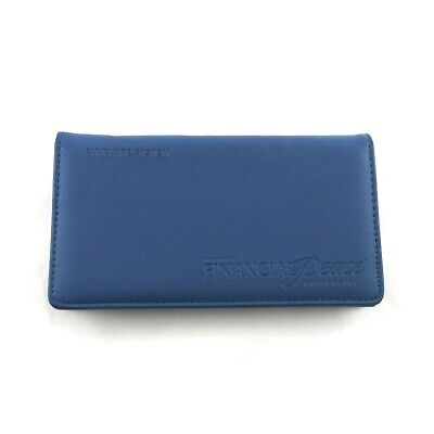 Dave Ramsey Financial Peace University Envelope System Budget Blue