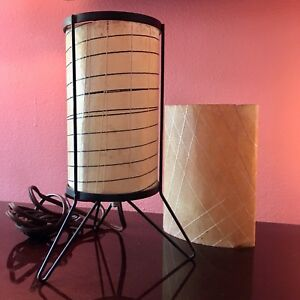 Vintage table lamp 1950s