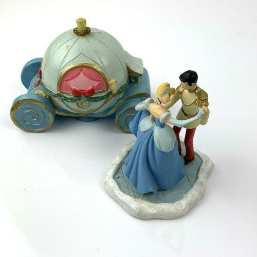 Disney Cinderella Prince Charming Stage coach Figurine