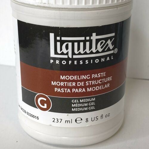 Liquitex MP5508 Professional Modeling Paste Medium, 8 oz