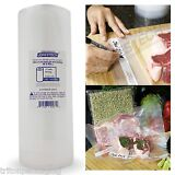 Two 11X50 Rolls 4mil WRITABLE Commercial Food Fresh Food Vacuum Sealer Bags