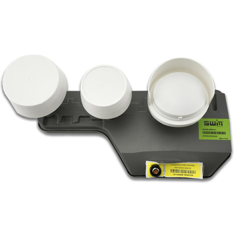 DirecTV swm5-21 Tuner UltraHD lnb For Slimline Dish 5d2rblnb