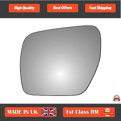 Right Driver Side Mirror Glass Mitsubishi ASX 2010-2017 482RS