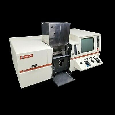 Will Ship Varian Spectraa-20 Atomic Absorption Spectrophotometer