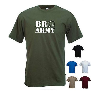 'Bro Army' - PewDiePie' Stephano Brofist Funny T-shirt Tee