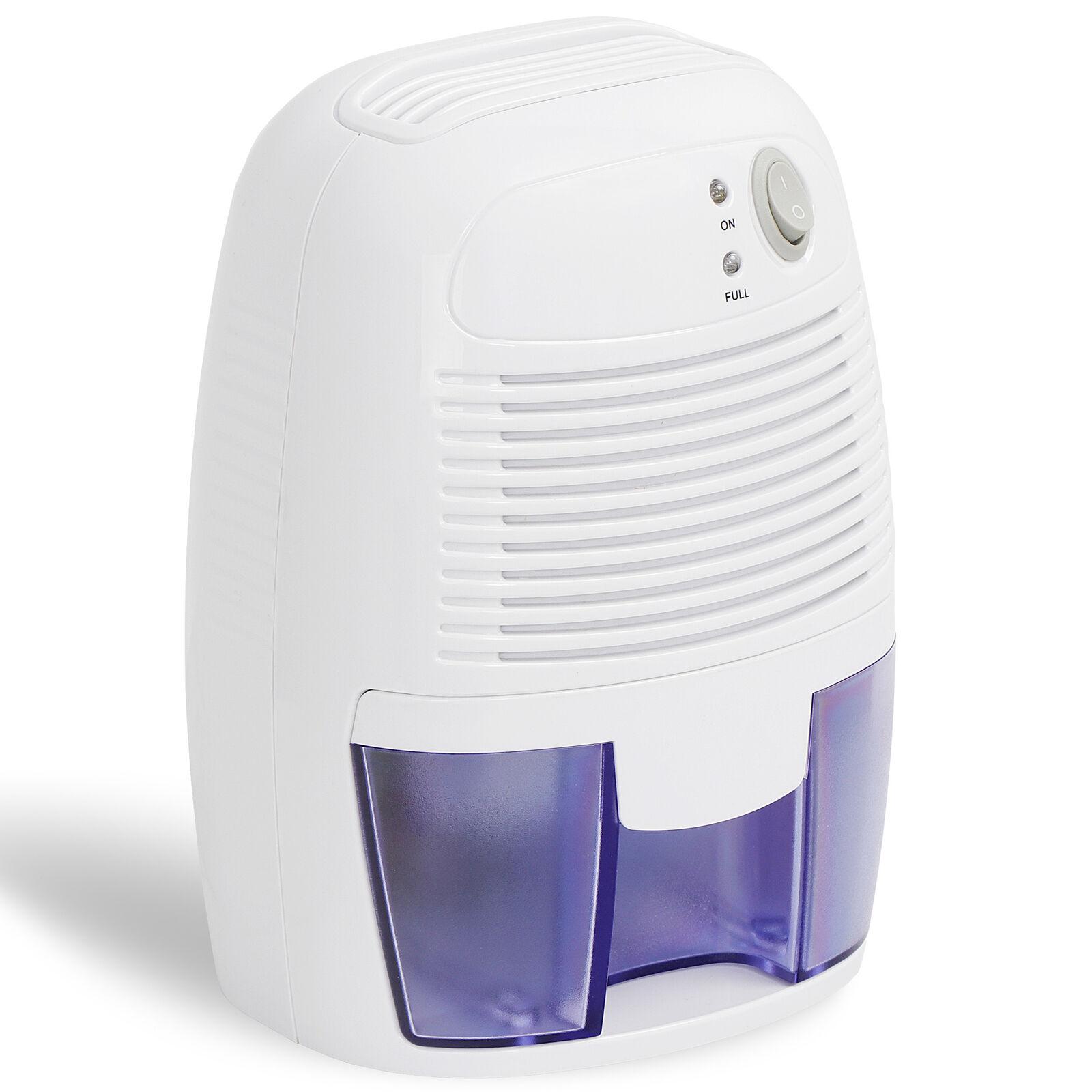 500ml Electric Mini Air Dehumidifier Moisture Ultra Quiet Au