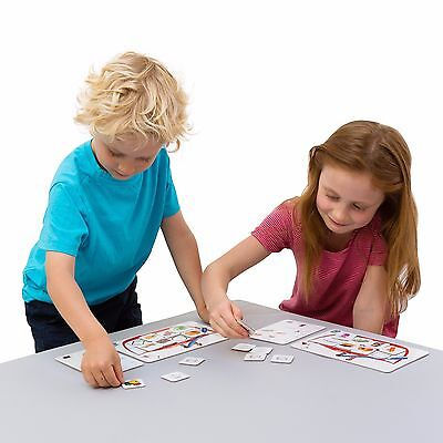 Educational Board Games for Toddlers Learning Games for Family Ideal gift kids  (Board Games For Toddlers)