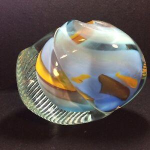 Shirley Elford Glass Vase