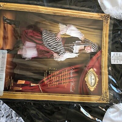 Awesome Pirate Costume (InCharacter Awesome Pre-owned Pirate Wench Adult Costume size)