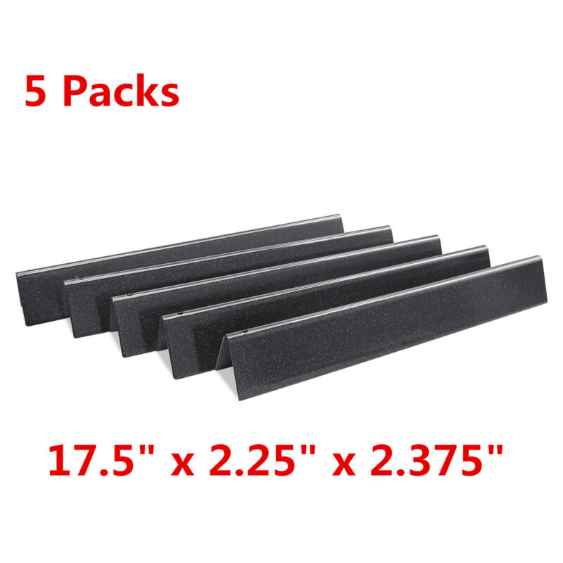 7621 7620 Flavorizer Bars Heat Plates 17.5 inch for Weber Genesis 300 Gas Grill