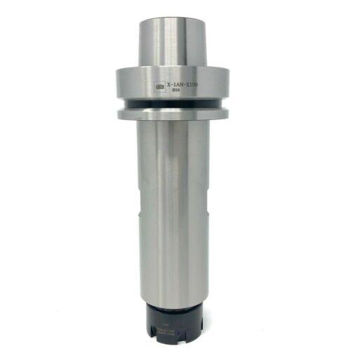 Tool Holder, HSK 63F, ER25, Extra Long Style, P/N H30-E-XL