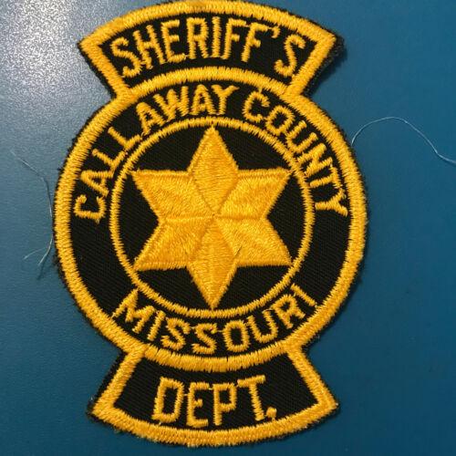 Callaway County Sheriff Missouri Patch