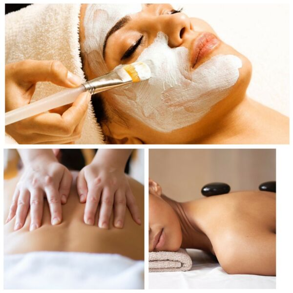 Full Body Swedish Relaxation+ Hot Stones+ Facial- Cheapest ...