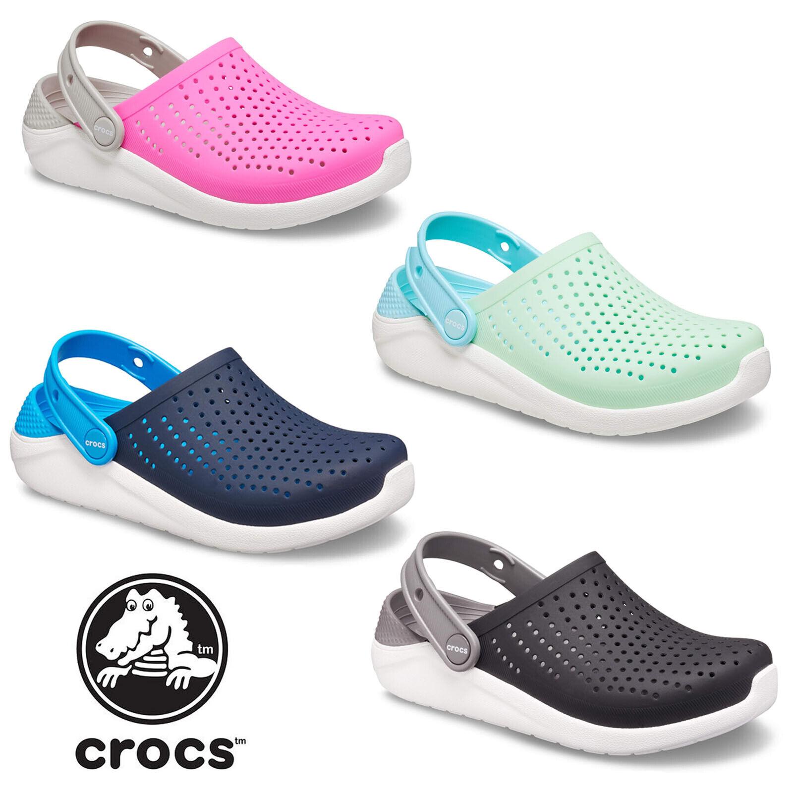 crocs slip on kids
