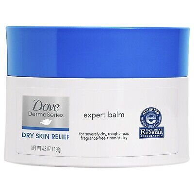Dove Dry Skin Relief Expert Repairing Balm 4.8 oz Dry Skin Ointment