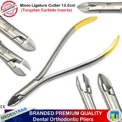Professional Dental Orthodontic Soft Wire Cutter Ligature Wire Cutting Pliers Tc