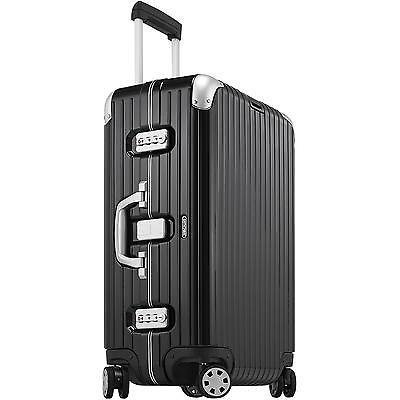 Rimowa Limbo Multiwheel 63 Black - Size 43x26x66cm - 60 liters NEW