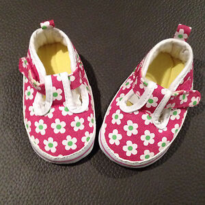 Baby Girl Clothes - Shoes 0-3M