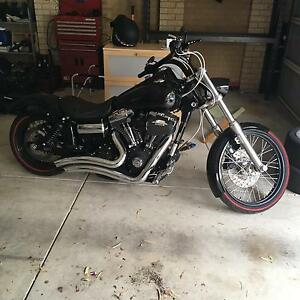 Harley Davidson Dyna wide glide Baldivis Rockingham Area Preview