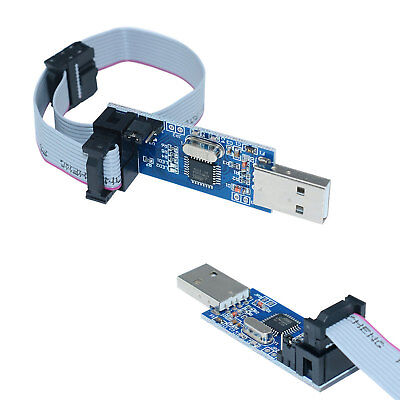 Lc-01 Usbasp Avr Download Cable Programmer 51 Isp The Downline Lines Usb Isp