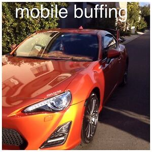 MOBILE CAR BUFF POLISHING  (Sydney ) Guildford Parramatta Area Preview