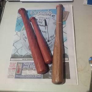 baseball bat (mini) Moe Latrobe Valley Preview