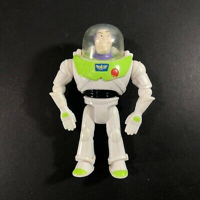 "DISNEY Toy Story BUZZ LIGHTYEAR FIGURE Toy Astronaut Cake Topper 4"" Burger King"