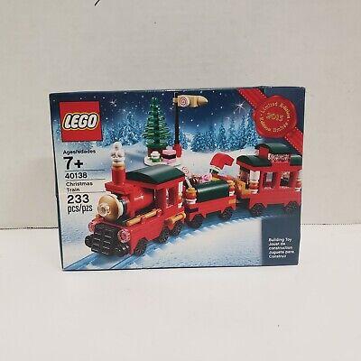 LEGO - 2015 Limited Edition Holiday Set - Christmas Train 40138 - Sealed Box