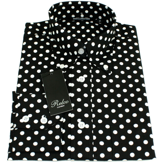 Free shipping and returns on Men's Polka Dot Dress Shirts at exeezipcoolgetsiu9tq.cf Skip navigation. Onsite alterations and tailoring: our experts can help. Black Grey White Beige Brown Metallic Purple Blue Green Yellow Orange Pink Red Off-white. Show Price. $25 Men's Polka Dot Dress Shirts. All Items (10) Shop Your Store.