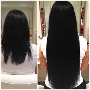✨Full Head of Tape in or Fusion hair Extensions $300✨