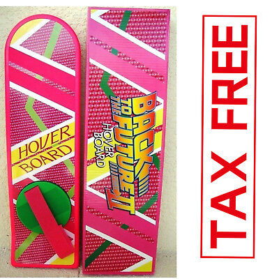 Back To The Future Hoverboard Scale 1:1 Part 2 Movie Prop Replica Skate Board