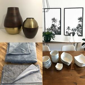Home items new or excellent condition