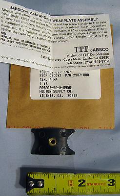 Jabsco ITT 2907-000 Water Puppy Boat Pump Cam 6360 / 16360, 12520