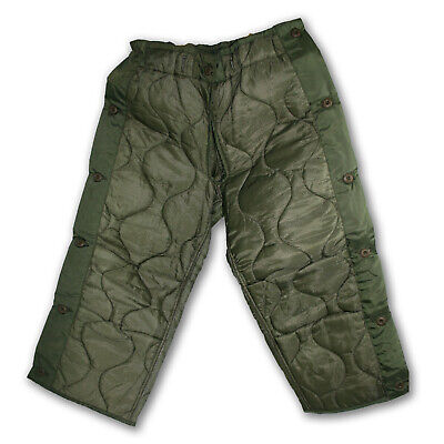 M65 Field Pant Pants Liner US ARMY Military New M-65 OD Medium Short & Regular for sale  Apollo