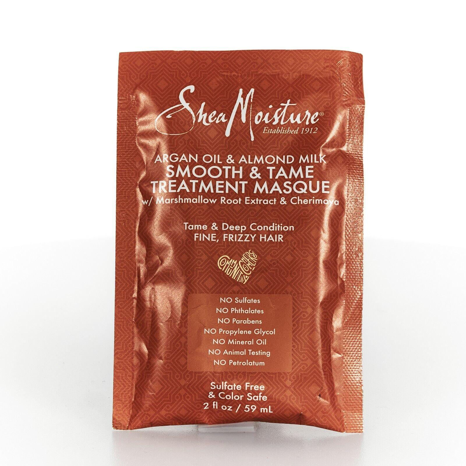 argan oil almond milk smooth