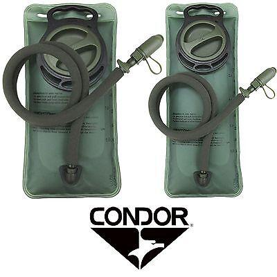 Condor Tactical Camping Hiking 1 5 2 5L Bpa Free Water Hydration Bladder 221033