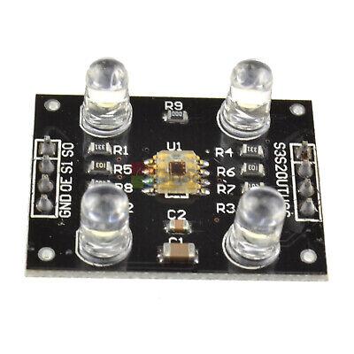 Tcs230 Tcs3200 Color Recognition Sensor Detector Module Compatible Arduino Mcu