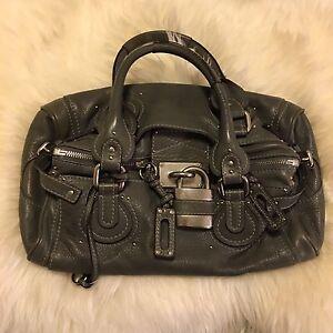 Chloe leather handbag South Yarra Stonnington Area Preview