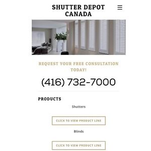 Shutter & Blinds Wholesale Pricing