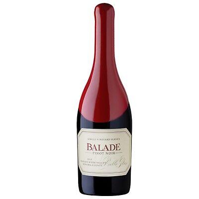 Belle Glos Pinot Noir 2016 BALADE (Ultra Rare Contribution) **LOT OF 3 BOTTLES**