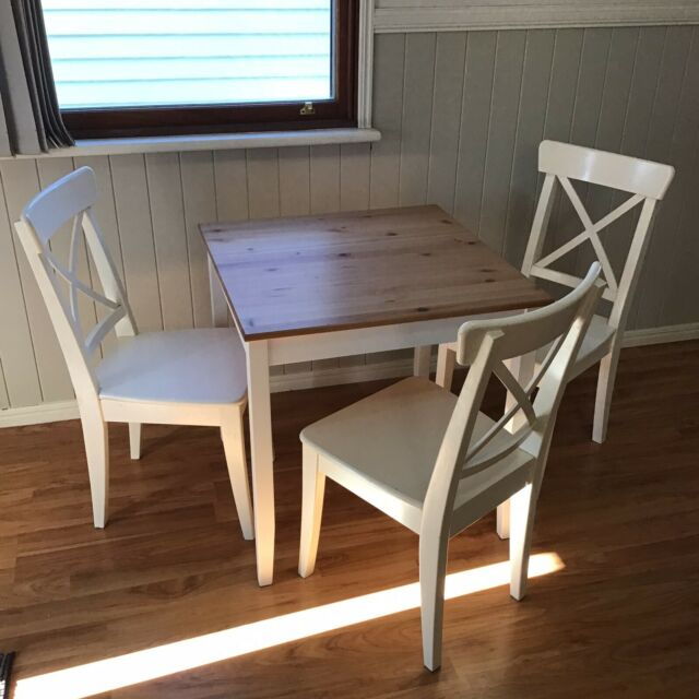 IKEA dining table square | Dining Tables | Gumtree ...