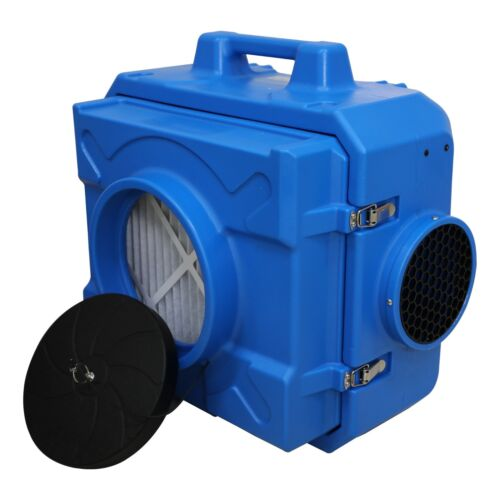 MOUNTO HEPA500  Air Scrubber Hepa Filter Renovation Air Cleaner Dust Cleaner