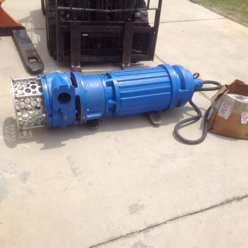 Eliminator Slurry Pump. 900 GPM, 95 Head, 75 HP? See Pictures