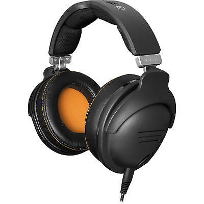 SteelSeries 9H Gaming Headset 7.1 Surround with Mic for PC Mac Android iOS Black