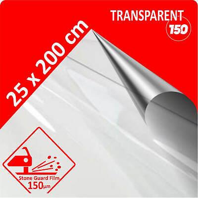 Lackschutz Folie Oraguard 270 stone quard transparent durchsichtig 25 x 200 cm