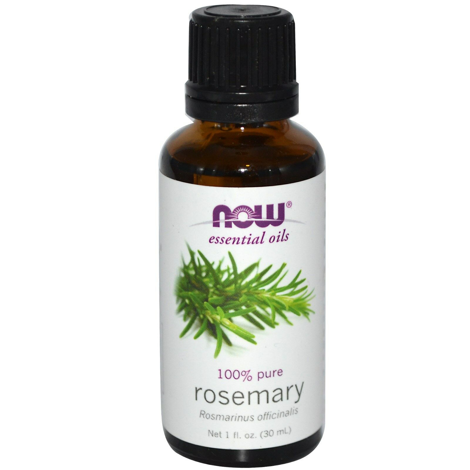 NOW Foods 1 oz Essential Oils and Blend Oils - FREE SHIPPING! Rosemary