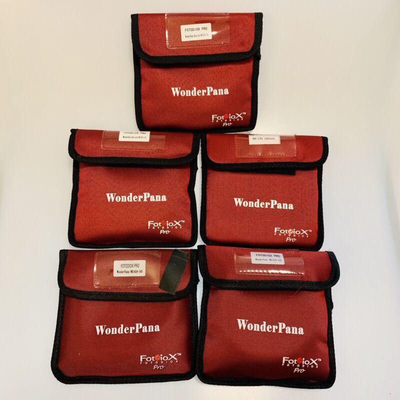 Fotodiox WonderPana 145 Combination Kit for Nikon 14-24 f2.8 + Polarizer