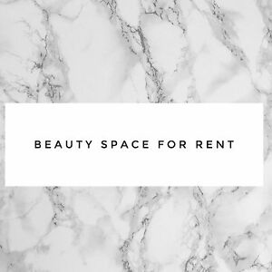 BEAUTY SPACE FOR RENT  / BEAUTY ROOM / BEAUTY SALON Hamilton Newcastle Area Preview