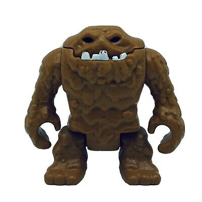 "Imaginext DC Super Friends Brown Clayface Figure Batman 5"" Fisher Price"