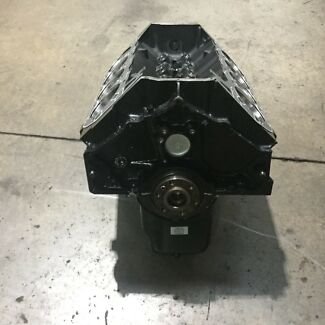 Chev 454 4bolt reco short engine